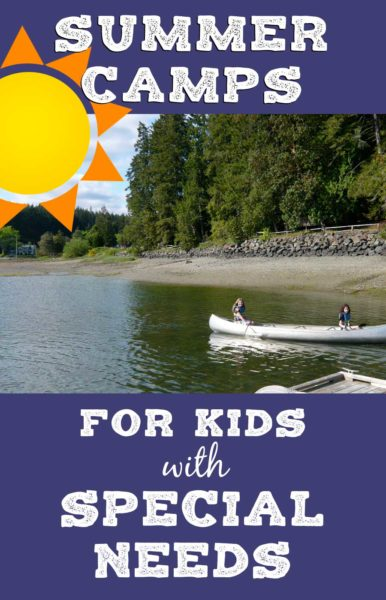Summer Camps - Special Needs Travel Mom